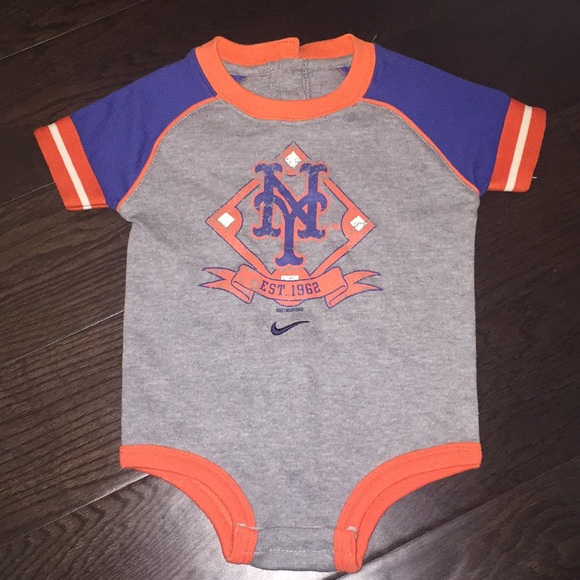 50 Off Nike Mlb Other Boys 6 9 Months Ny Mets Nike
